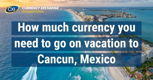 Vacation To Cancun Mexico
