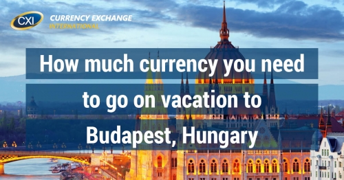Vacation To Budapest Hungary