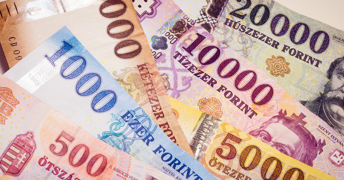 Currency The Forint