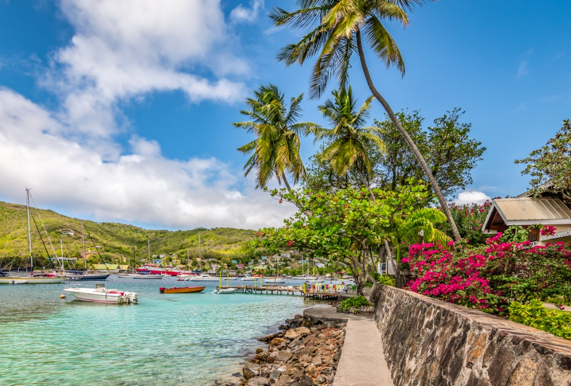 Bequia St. Vincent and the Grenadines