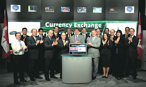 Currency Exchange International Corp