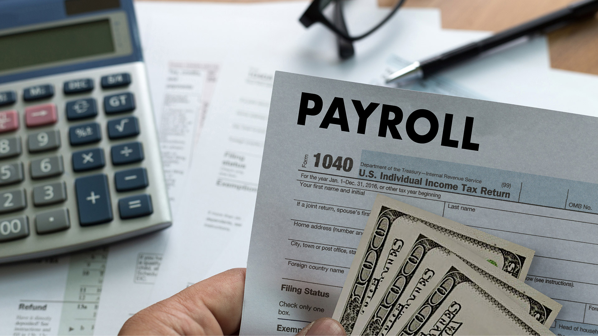 Payroll industry