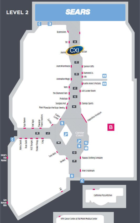 pearlridge mall map